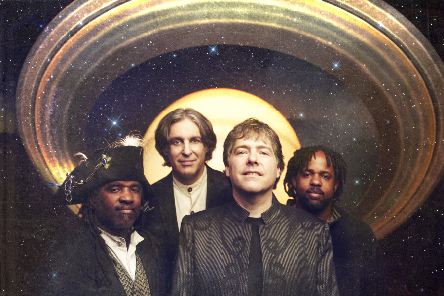 Haymaker Productions and the Modlin Center for the Arts Present Béla Fleck & The Flecktones.